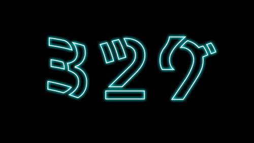 329-logo-neon-blackback